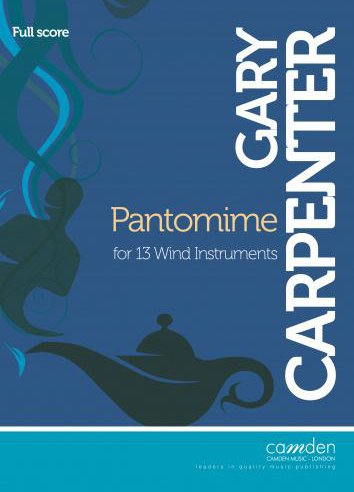 Pantomime (score only)