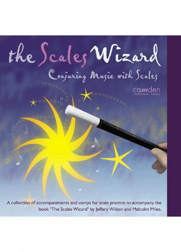 The Scales Wizard CD
