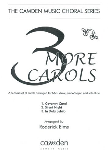 Three More Carols (SATB)