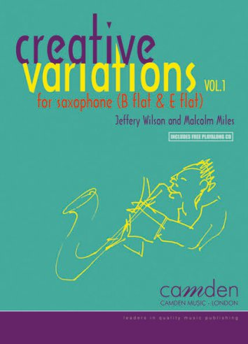 Creative Variations Vol.1 (Saxophone)