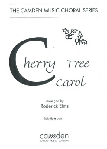 Cherry Tree Carol (Flute Part)