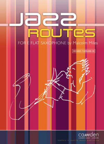 Jazz Routes for E flat Sax