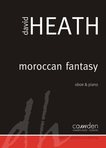 Moroccan Fantasy for Oboe and Piano