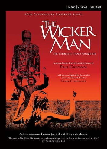 The Wicker Man Complete Piano Songbook