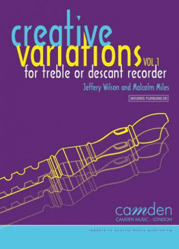 Creative Variations Vol. 1 (Recorder)