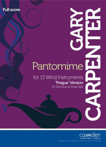 Pantomime (Prague version - score only)