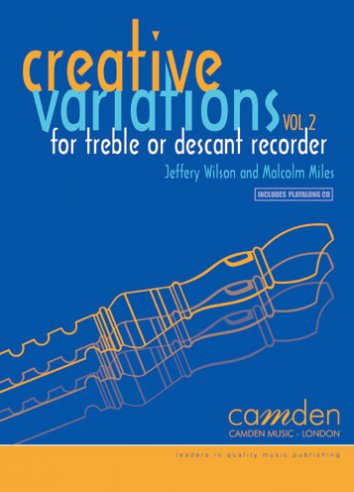 Creative Variations Vol. 2 (Recorder)
