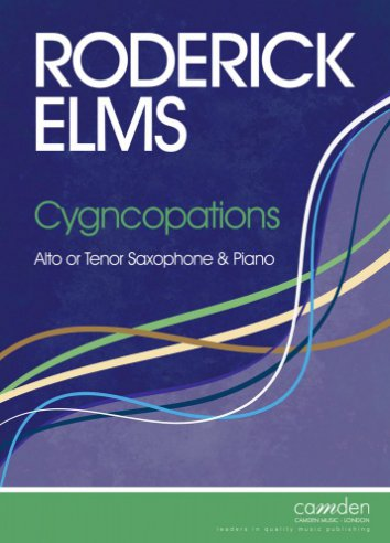 Cygncopations for Saxophone and Piano