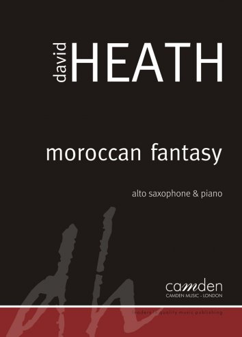 Moroccan Fantasy for Alto Saxophone & Piano
