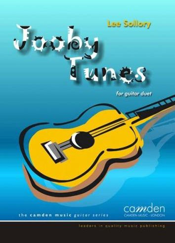 Jooby Tunes for Guitar Duet