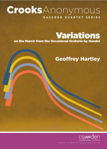 Variations on Handel's Occasional Oratorio
