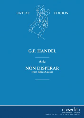 Non Disperar (from Julius Caesar)