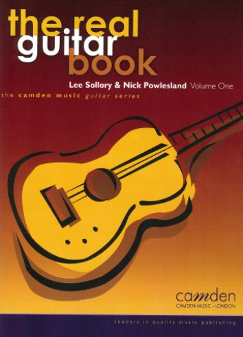 The Real Guitar Book Vol. 1