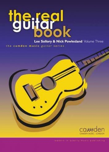 The Real Guitar Book Vol. 3