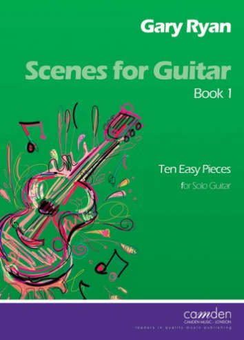 Scenes for Guitar Book 1 (Easy)