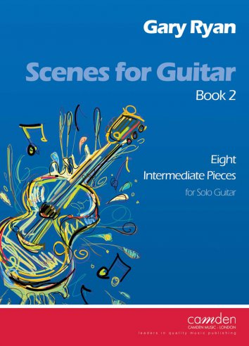 Scenes for Guitar Book 2
