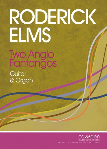 Two Anglo Fandangos for Guitar and Organ