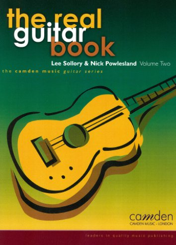 The Real Guitar Book Vol. 2
