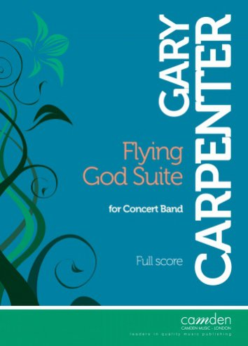 Flying God Suite (SCORE)