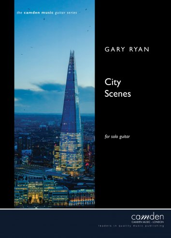 City Scenes (for solo guitar)