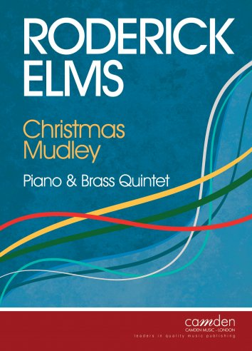 Christmas Mudley for Piano & Brass Quintet